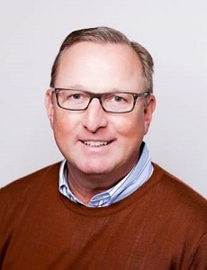 Business Expo Panelist Brad Storms Vice President of Sales C&S Sales
