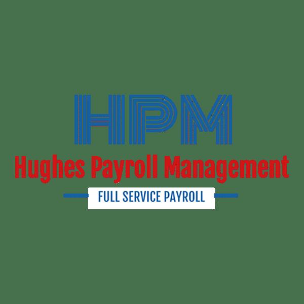 hughes payroll management logo